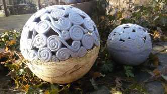 Gartenkugel ca. 30cm