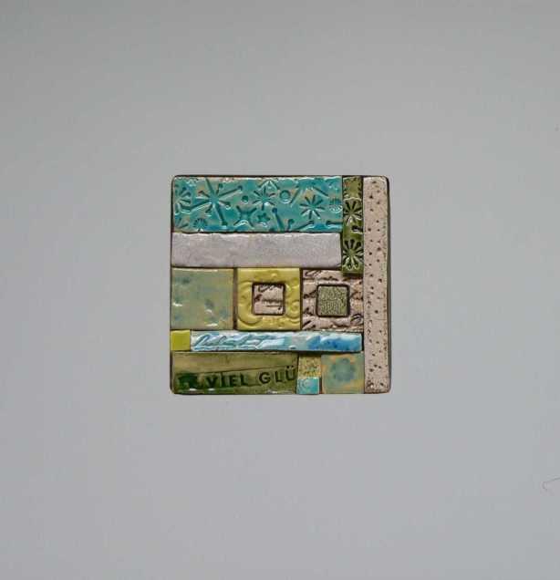 Mosaikfläche ca. 9 x 9cm 29 EU
